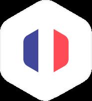 Société française. Expédition depuis Paris 1er. Facture avec TVA. Service client français.